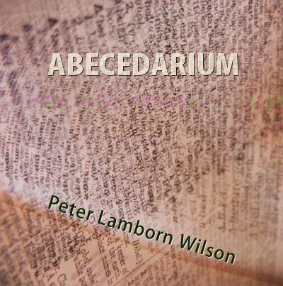 Abecedarium by Hakim Bey