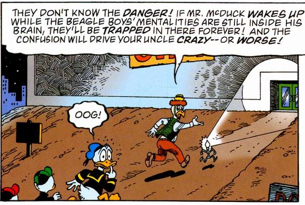 Uncle Scrooge - The Dream of a Lifetime