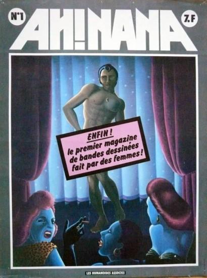 Cover of Ah ! Nana # 1