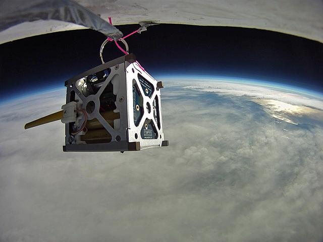 NASA's Android powered PhoneSat