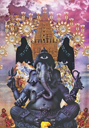 Ganesh by Mat Maitland