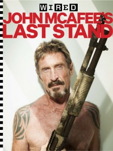 John McAfee's Last Stand