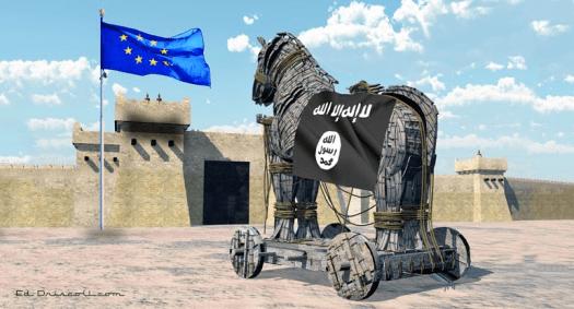 Trojan ISIS