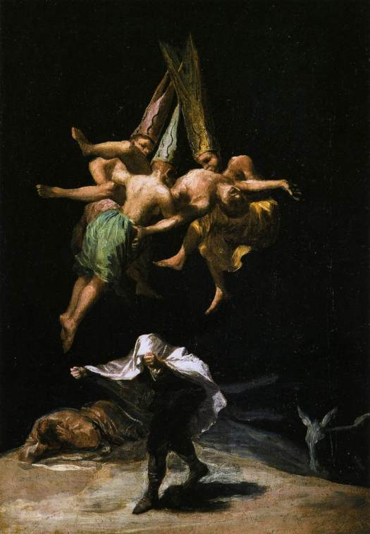 Witches in the Air-1798