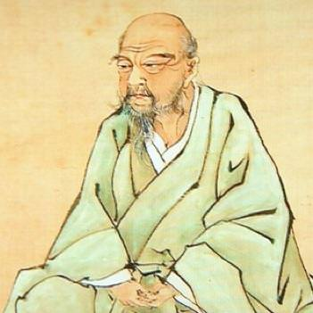 Portrait of Itō Jakuchū by Kubota Beisen