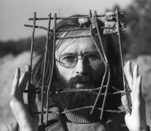 Alexander Aksinin portrait 1980