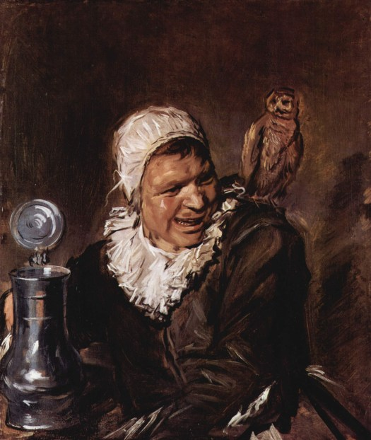 Frans Hals - Malle Babbe 1630