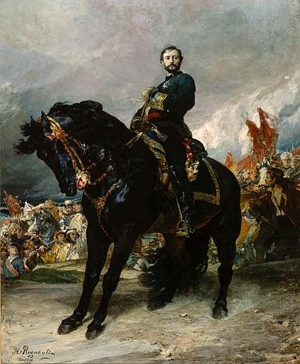 Henri Regnault - General Prim 1868