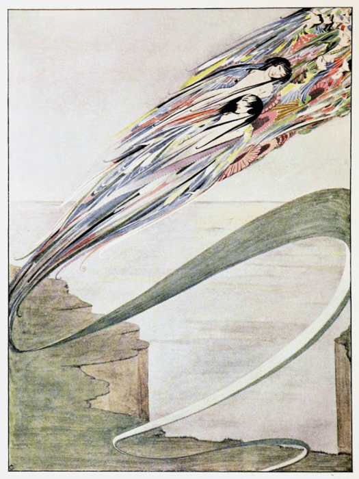 Harry Clarke - The Year's at the Spring 15 - 1920