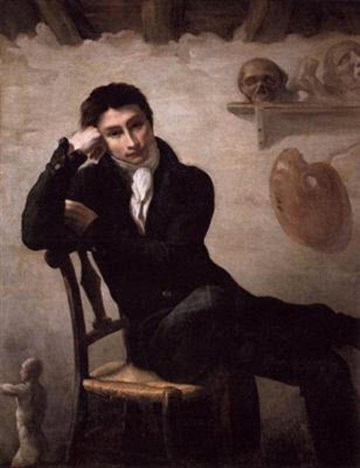 theodore-gericault-self-portrait
