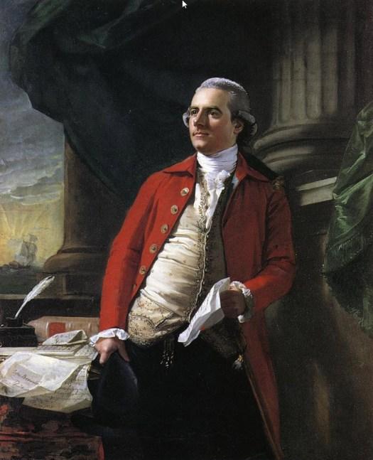 John Singleton Copley - Elkanah Watson - 1782