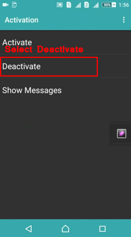 Deactivate Idea Flash Messages