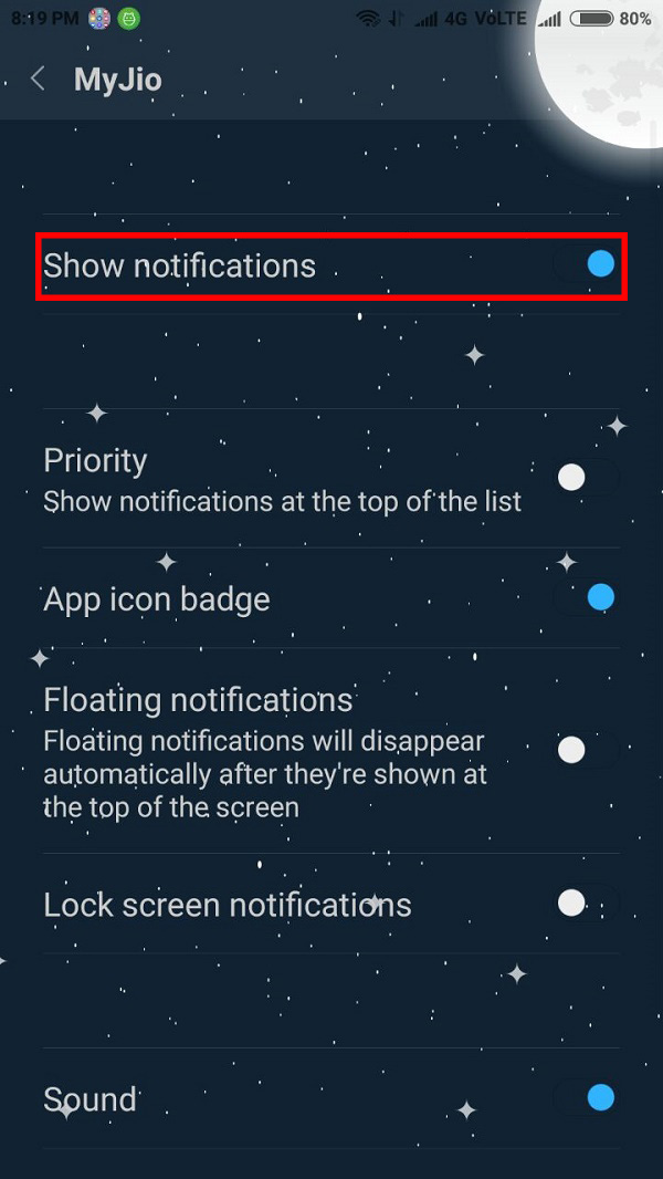 How To Stop Flash Messages In Jio On Android/iphone