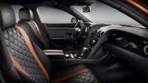 2017 Bentley Flying Spur W12 S interior