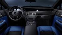 2017 Rolls-Royce Wraith Black Badge interior