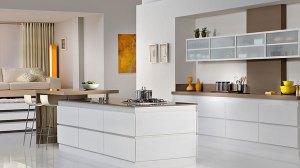 Kitchen Room Background 1