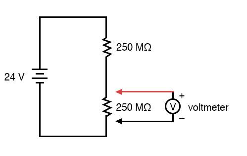 8.3 Voltmeter Impact on Measured Circuit