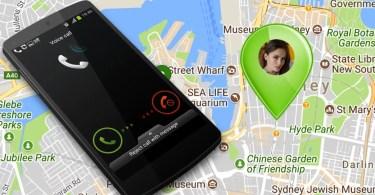 تطبيق تحديد مكان المتصل على الخريطه للاندرويد GPS Caller ID Locator تطبيقات اندرويد تطبيقات مبتكرة