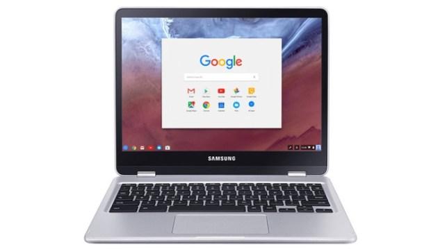 CES 2017: Samsung представила два хромбука с поддержкой стилусов