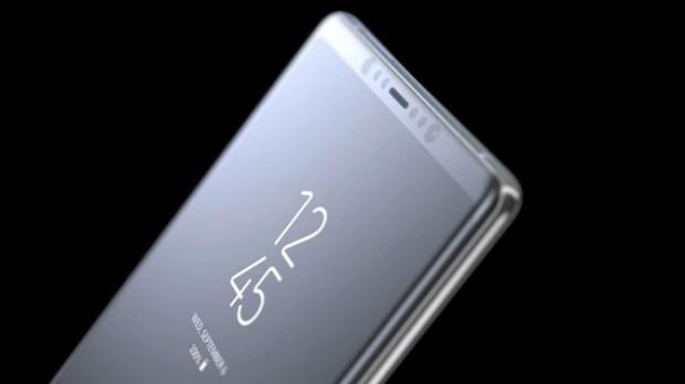 Как показал себя Samsung Galaxy Note 8 на SD835 в тесте бенчмарка