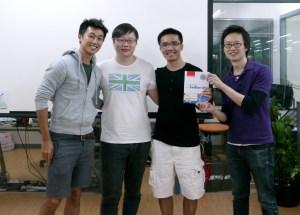 AwesomeShip and Nick Wang