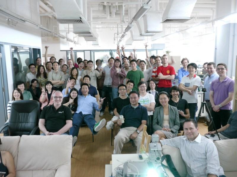 Startup Weekend HK Crowd
