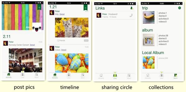 Screenshots of Flink Apps