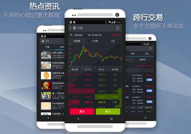 virtual currency trading app