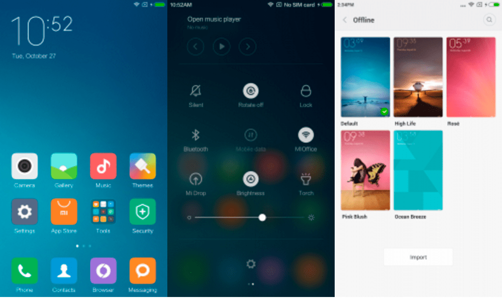 Xiaomi Released MIUI 7 Global Stable Build Today · TechNode