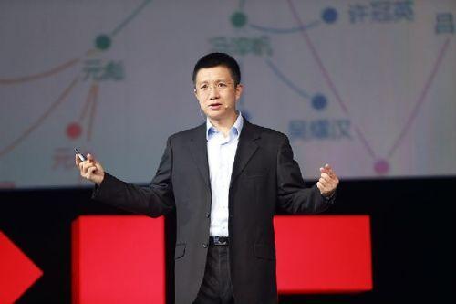 Baidu's vice president as well as head of Baidu's AI department Wang Haifeng (Image Credit: Tech Sina)