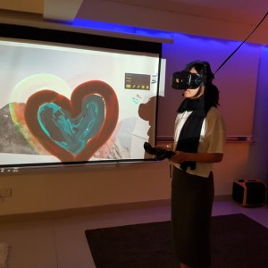 art workshops for designers at Hive VR (Image credit: TechNode)
