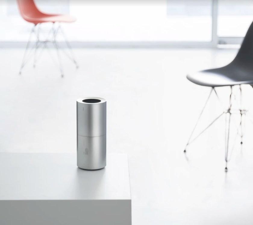 Pium, smart scent diffuser (Image Credit: Pium)