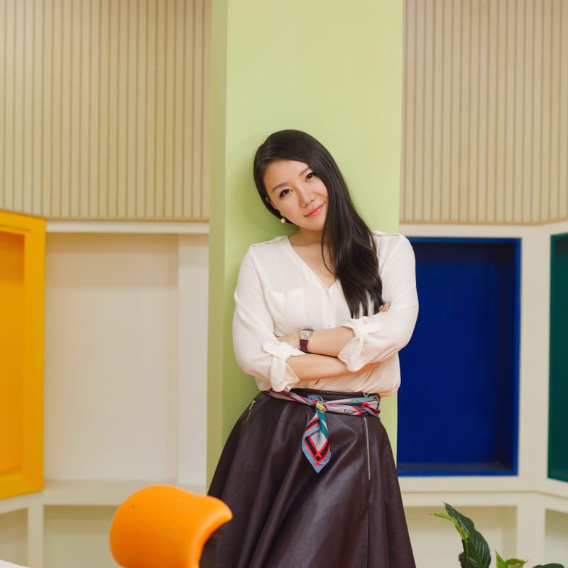 Angela Wang, CEO and founder of RiverPay (Image Credit: RiverPay)