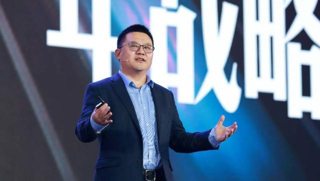 Yu Yongfu Alibaba