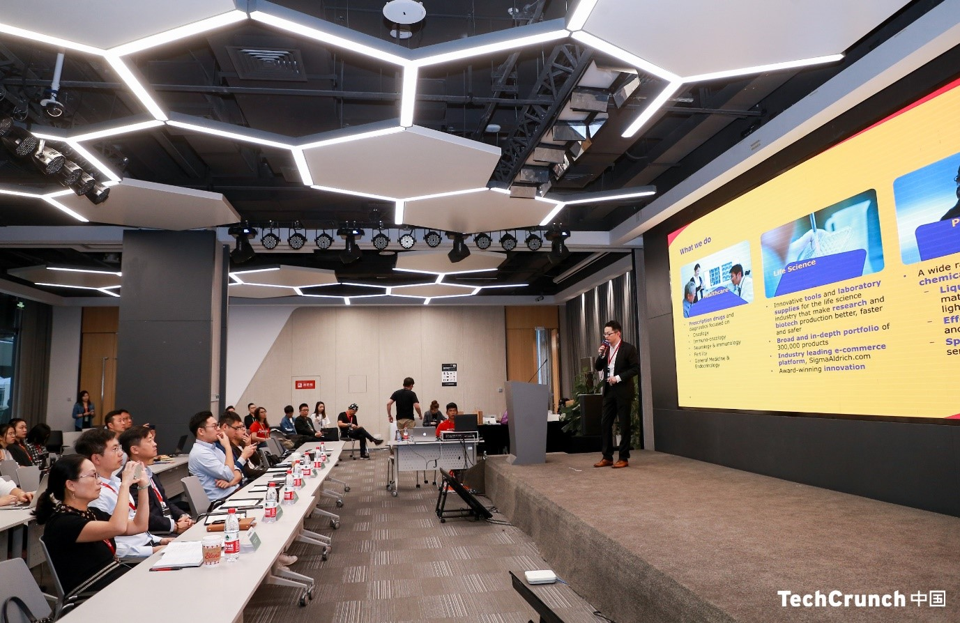 Merck startup competition: Healthtech fosters innovation