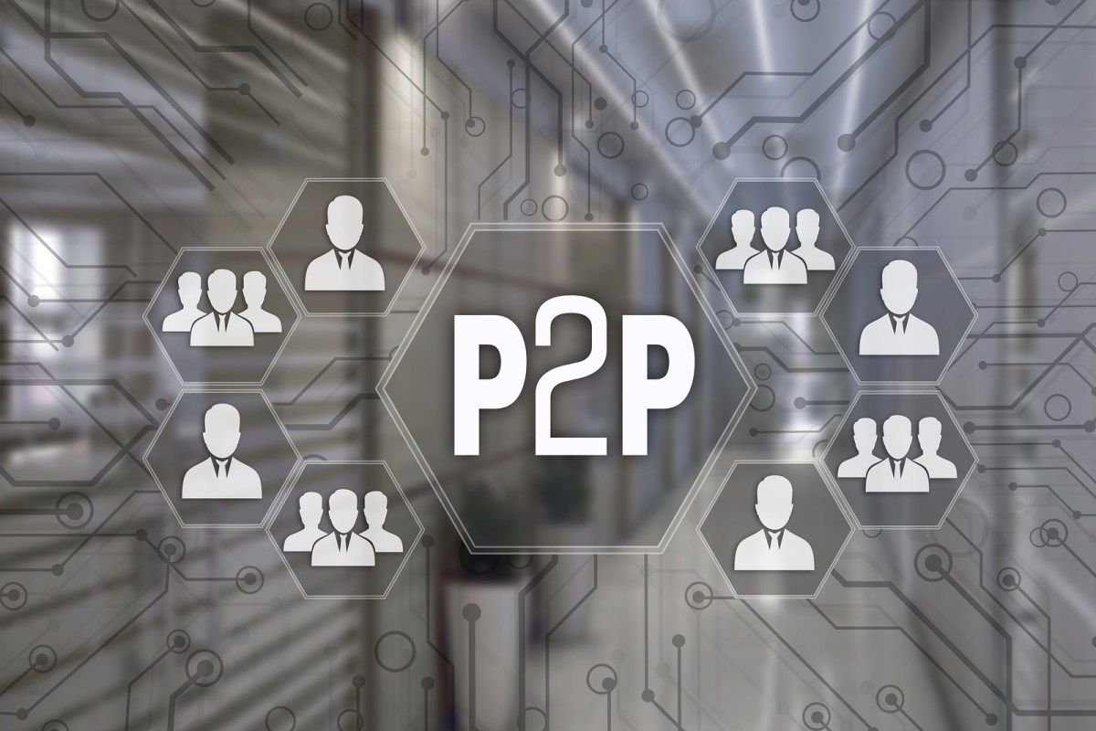 p2p lending photo illustration