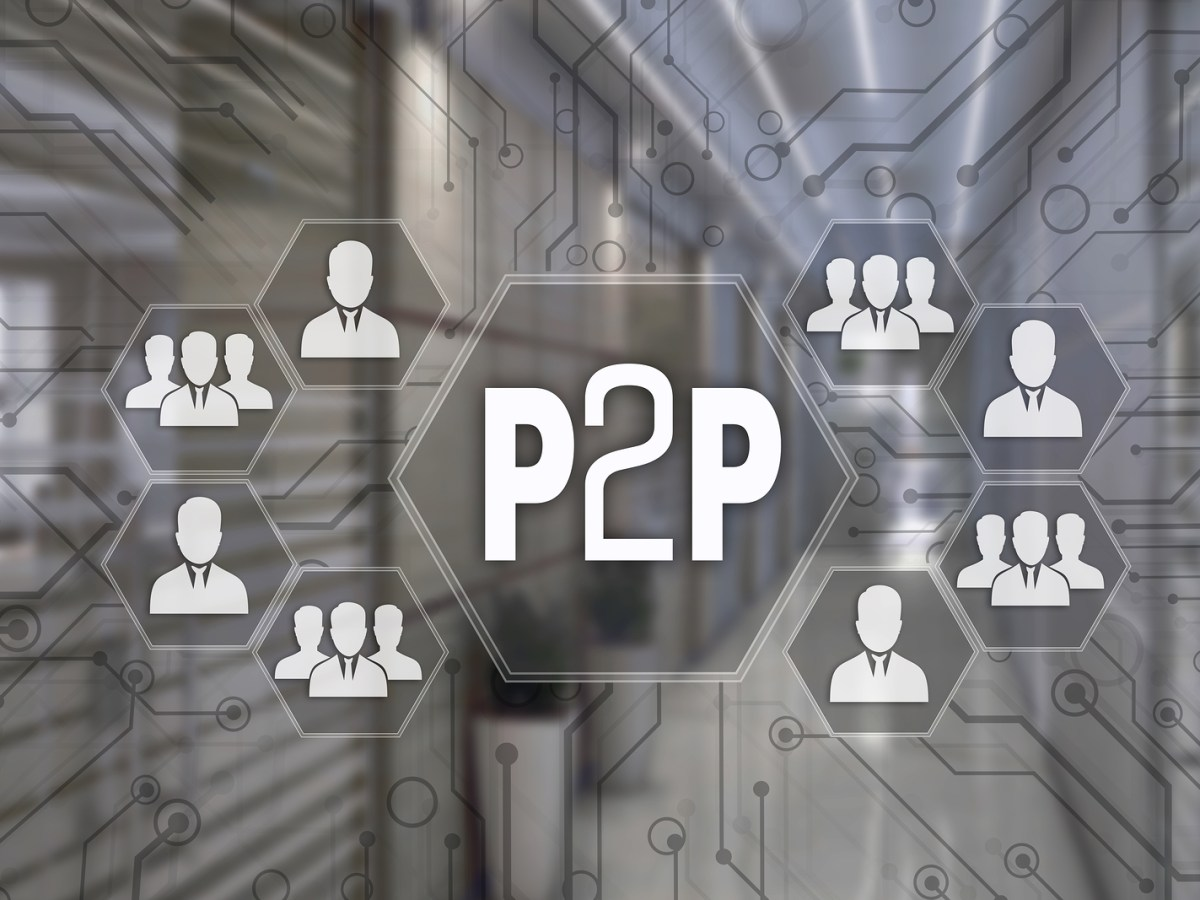 p2p lending photo illustration