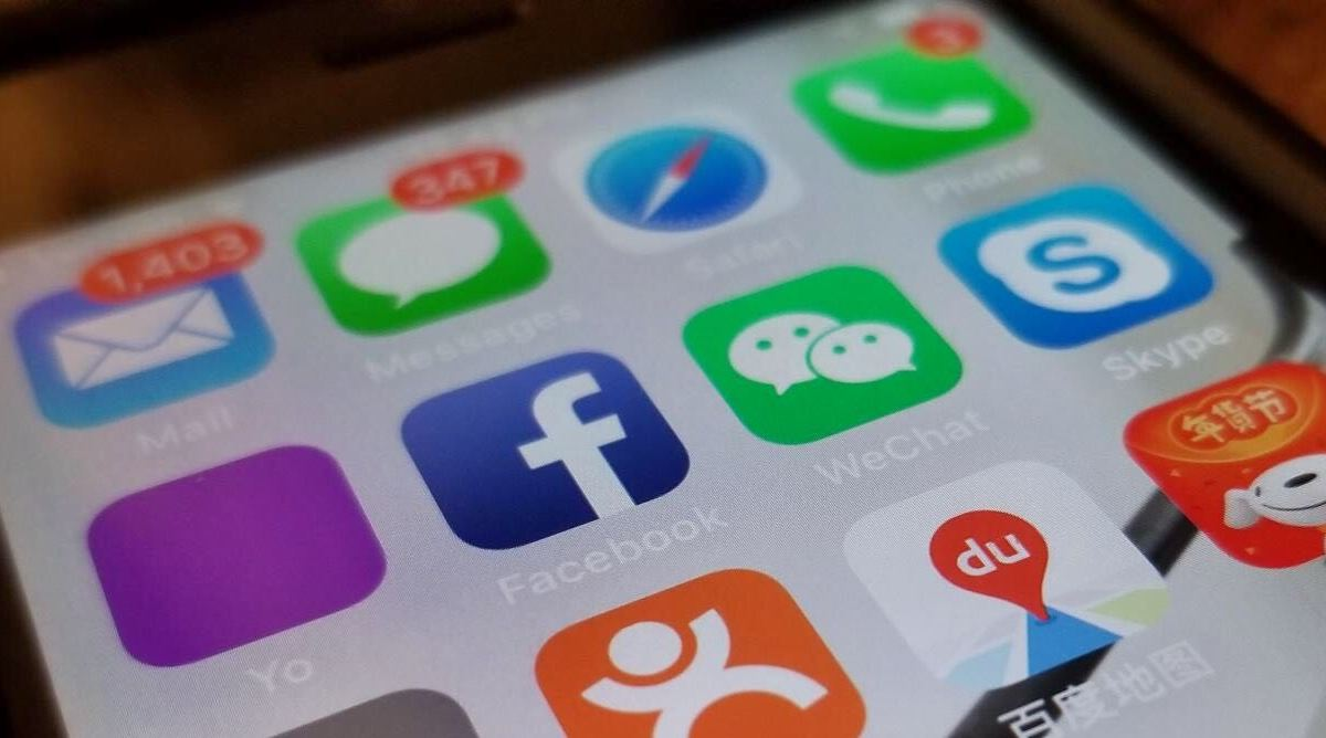 Wechat ban apps facebook wechat yo