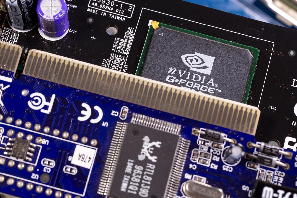 chips silicon Nvidia semiconductors