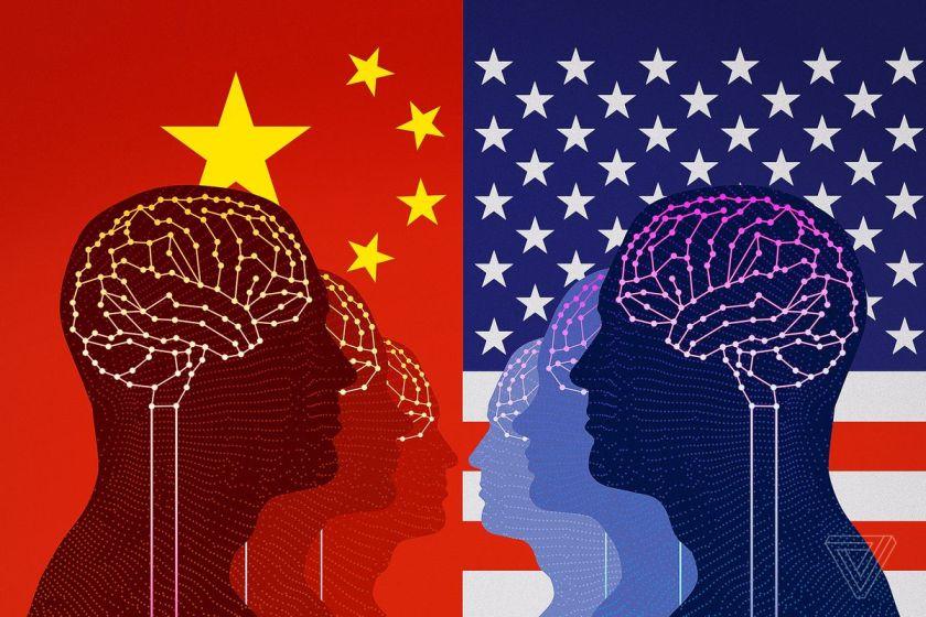 US China Trade war AI technology