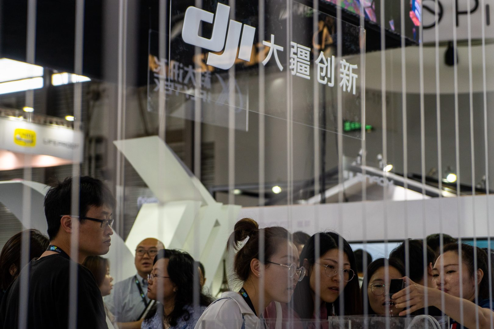 DJI appears to be making major changes to its US operations