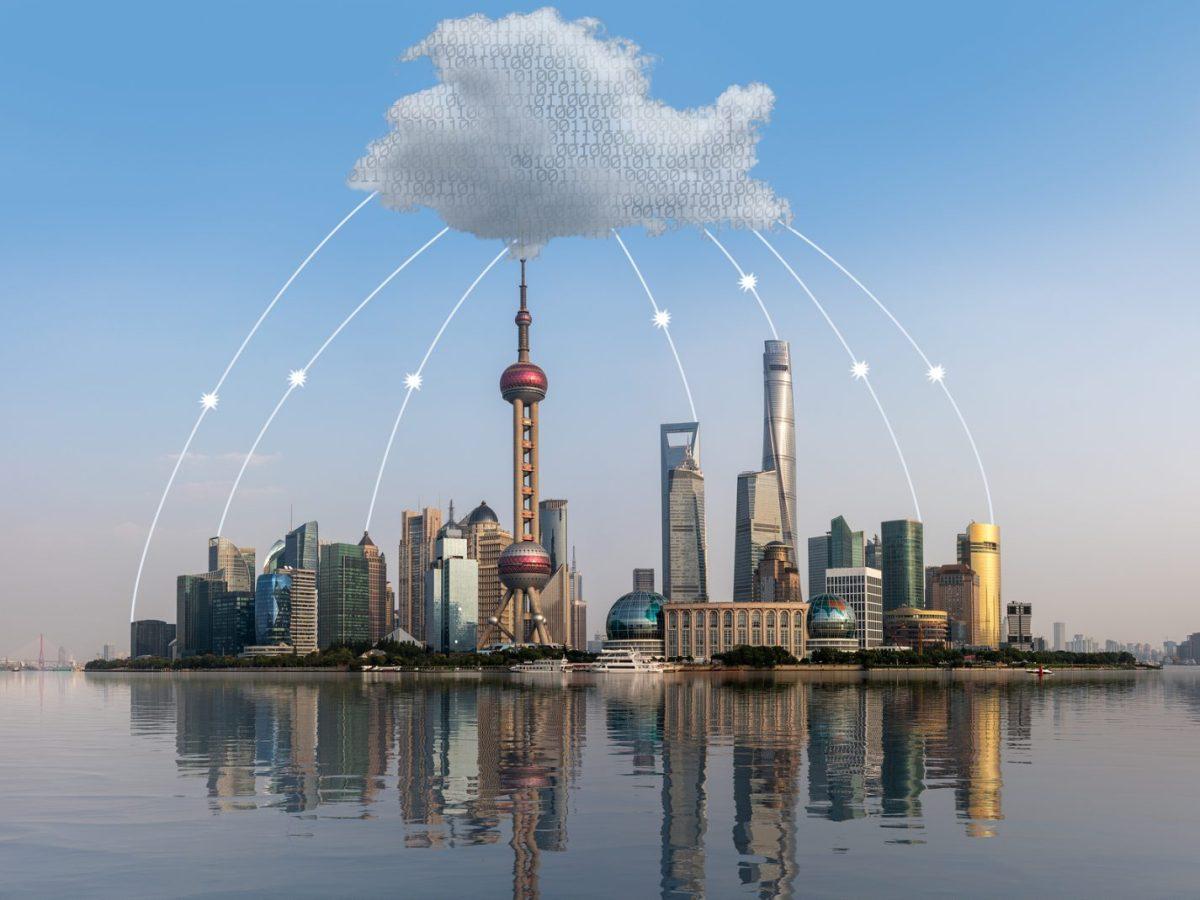 data economy regulation China draft cybersecurity