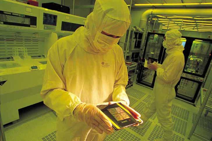 TSMC chips chipmaker
