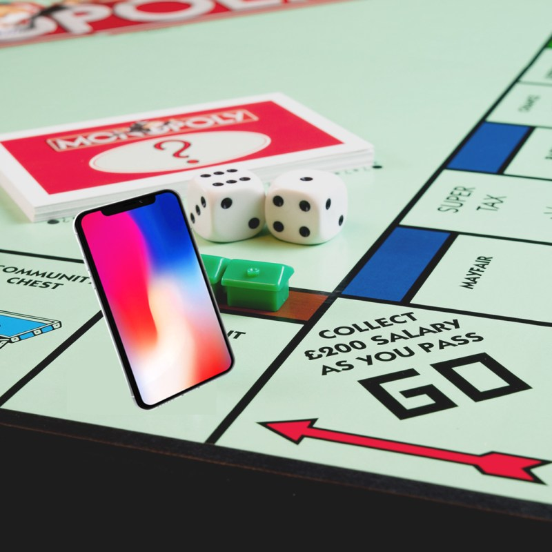 monopoly, monopolies, tech giants, titans, majors, elizabeth warren, big tech crackdown