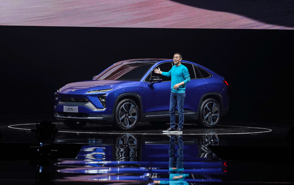 Nio bags 5000 test drives and 320 pre-orders in 40 minutes