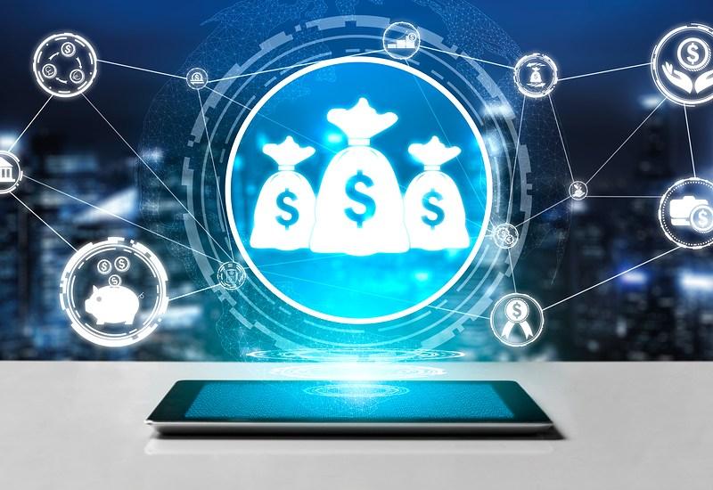 fintech banking online blockchain china