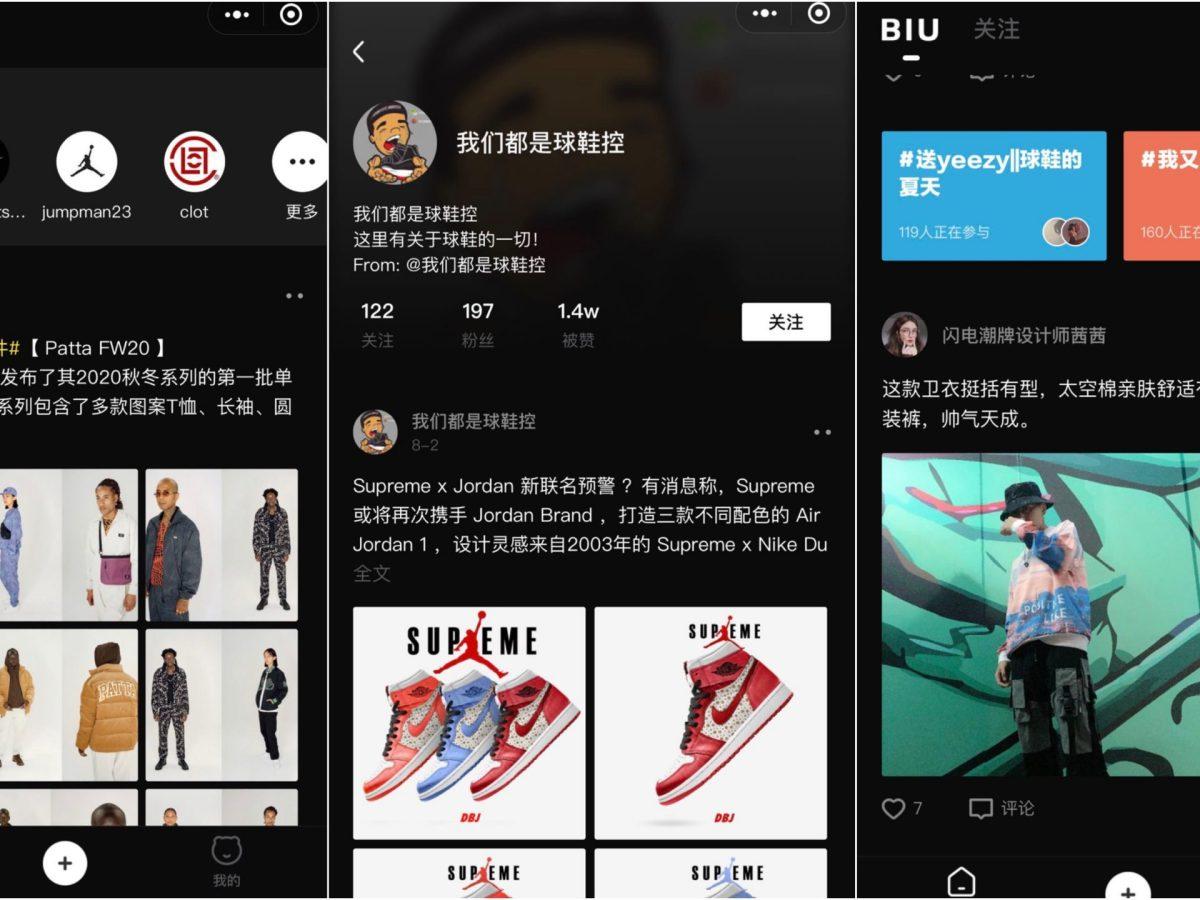 pinduoduo duochao wechat mini program fashion social