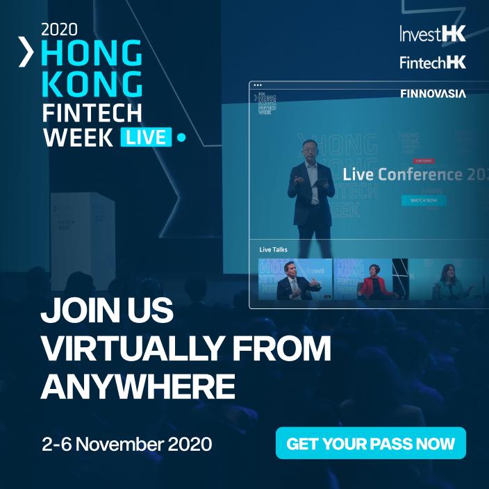 InvestHK Fintech Week 2020
