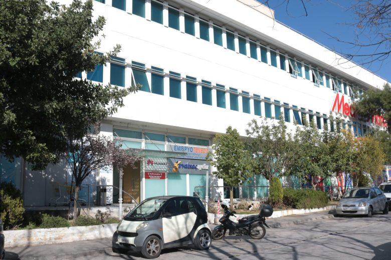 Huawei Greece telecoms