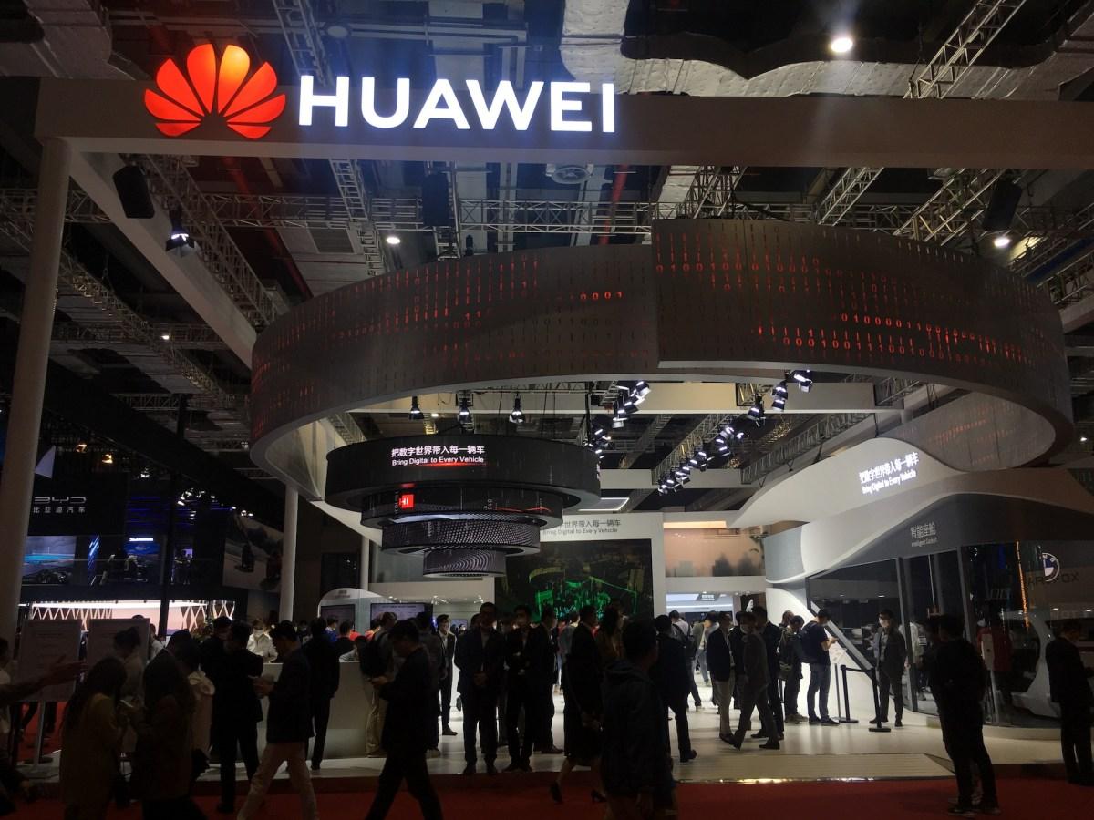 new energy vehicles autonomous driving electric cars huawei tesla baidu xpeng nio china ev arcfox baic